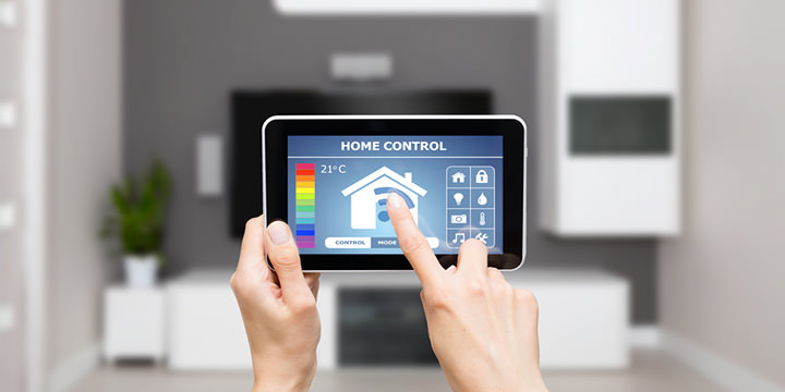 A Control4 dealer can help integrate your home systems.