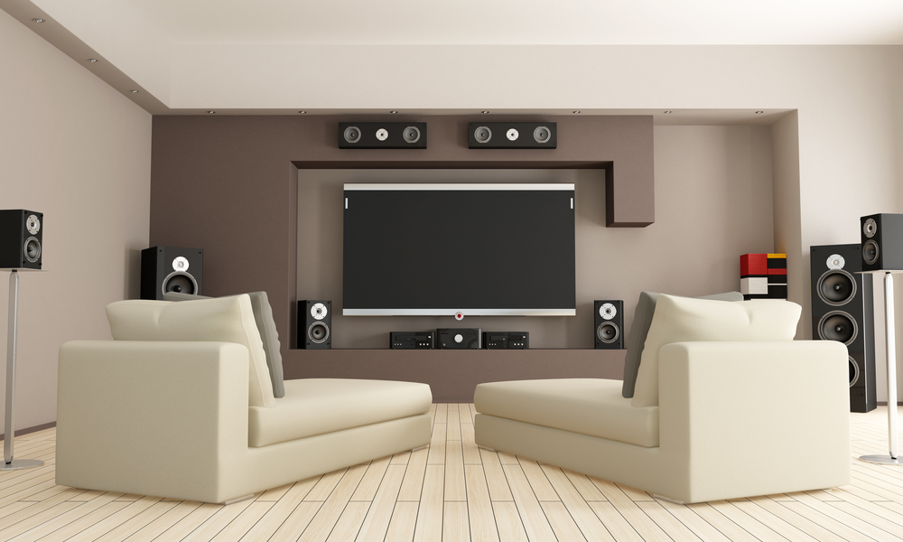 In a home theater, speaker placement is vital to getting the best home cinema experience