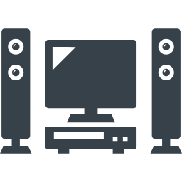Try not to localize the placement of your home speakers.