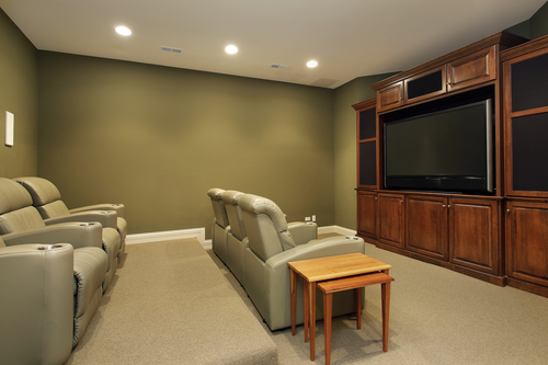 Home theater seating is a component in home theater design that shouldn't be overlooked.