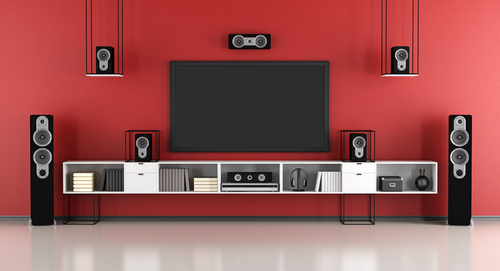 Proper cabling and wiring are essential in building a home theater design.